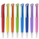 향상된 디자인 금속 클립 플라스틱 선물 펜