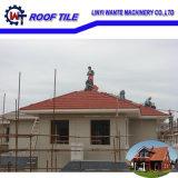 Manufatura de aço revestida de pedra da telha de telhado da Anti-Tempestade