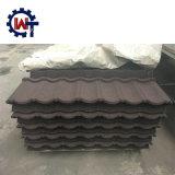 Unglaublich leichtes Stein-überzogenes Metallrömische Dach-Fliese