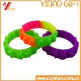 Hot Sale Fashion Style bracelet en silicone pour cadeau promotionnel (YB-SM-08)