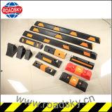低価格の耐久の交通安全ゴム製車ストッパー