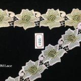 комплект подвязки венчания 5cm Burgundy Cream, утеска установленное Hme833 подвязки бежевого шнурка Rose Bridal