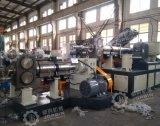 300 kg/h PP PE reciclado agrícola de la máquina de granulación