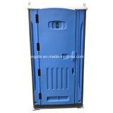 La Chine de toilettes portables en plastique économique toilettes préfabriqués