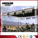 Einfach preiswertes kleines Konzert-Ton und Beleuchtung DJ-installieren Systems-Stadiums-Binder