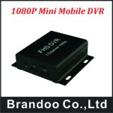 HD 1080P 1 de Auto Mobiele DVR van het Kanaal