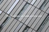 Het Mozaïek van het metaal met de Tegel van het Mozaïek van het Glas en van de Steen voor Bouwmaterialen wordt gemengd dat