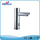 Colpetto del rubinetto di acqua del bacino del sensore della stanza da bagno dell'acciaio inossidabile del Governo del lavabo con il certificato di RoHS del Ce