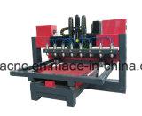 중대한 Jd2512/2515/2012 8/10/12 헤드 3D 회전하는 축선 CNC 대패 Machine
