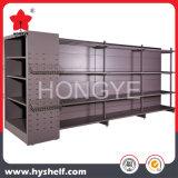 Aménagement convenable de gondole de matériel de supermarché de système chaud de vente