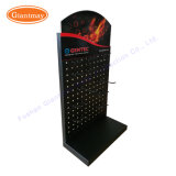 Розничный магазин металлическая подставка для дисплея счетчика для подвешивания Конфеты