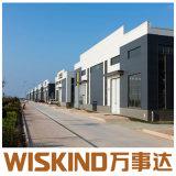 Wiskind Q235 T345 El Mejor Precio casa prefabricada de acero de la luz