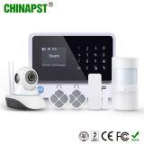 Hogar inteligente WiFi 3G GSM de alarma de seguridad del fabricante de China (PST-G90BPlus 3G)