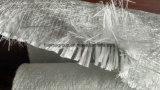 Compuesto tajado cosido fibra de vidrio de la estera FRP del hilo del E-Vidrio