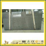 台所のためのシンデレラの自然な磨かれた灰色の石造りの大理石か浴室または壁またはフロアーリングまたはステップまたはタイルまたはクラッディング