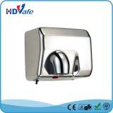 Las fábricas de China de moda de acero inoxidable 304 Handdryer automática del sensor