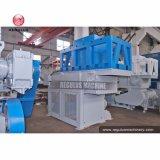 Gewölbte Reißwolf-Maschine für HDPE Rohr