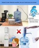 Sistema di pompaggio esterno dell'erogatore dell'acqua potabile