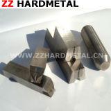 텅스텐 시멘트가 발라진 탄화물 공구 (정밀도와 높이 닦는