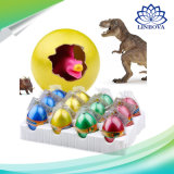 인플레 성장하고 있는 공룡을 부화하는 마술은 물을 재배한다 아이들 아이 재미있은 장난감 선물을%s Dino 계란을 첨가한다