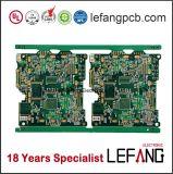 1,2Mm 6 Camadas PCB da placa de circuito com complacência RoHS