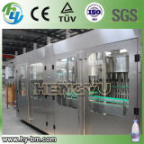 Pure automatique et eau minérale et de plafonner la machine de remplissage/ligne