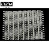 Hairise leeren weißes Material Har-7500 der Farben-POM Rasterfeld-Förderband