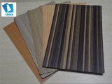 Du grain du bois étanche résistant aux rayures 122*244cm stratifié HPL / feuille texturée panneau stratifié HPL / Compact