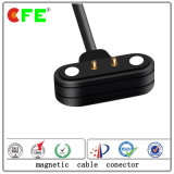 Type magnétique cable connecteur d'amarrage avec Pin 2