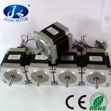 Motor de pasos de la nema 24 del híbrido de 1.8 grados para el CNC