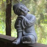 Статуя Budhda спать Будда ландшафта сада декоративная