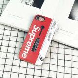 Heißer verkaufenPaintting Halter-Deckel TPU PC Großhandelskasten für iPhone 8