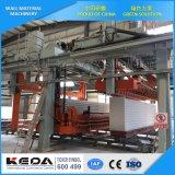 Автоклав перенасыщение бетонное здание и AAC блок производственной линии