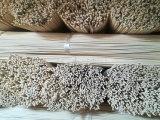 뜰을 만들기를 위한 자연적인 대나무 지팡이