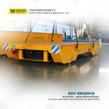 Stahlindustrie-Transport-Schlussteil-Schienen-flache Karre