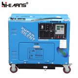 5kw Diesel van het Product van het octrooi Super Stille Generator (dg6500se-n)
