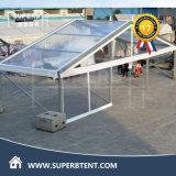 15m 경간 방수와 내화성이 있는 PVC 투명한 사건 천막