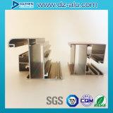 Perfil de aluminio del aluminio del mercado de Liberia de la muestra libre