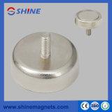 Magnete del POT del neodimio con il filetto esterno Rod