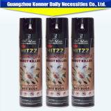 Tueur d'insecte d'aérosol de produits chimiques de contrôle de moustique de Hitzz