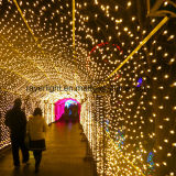 Outdoor Street Hotel Decoration LED Christmas Net Light