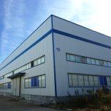 Edificio prefabricado grande de la estructura de acero del metal