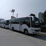 [20-28ستس] [6.6م] حافلة جبهة محرّك [شوتّل بوس]/حافلة عمّاليّة/مسافر يوميّ حافلة