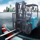 Marke China-Ltma 3.5 Tonnen-elektrischer hydraulischer Gabelstapler
