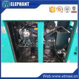 Os motores Kubota 6.4Kw 8kVA abra ou tipo de silencioso Electromotor Diesel