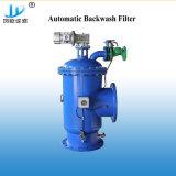 Lleno de aspiración automática Cepillo de limpieza del filtro de agua para el tratamiento de aguas residuales