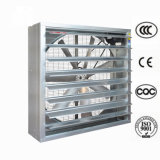 ventilator van Exhasut van de Ventilator van de Ventilatie 51000m3/H Indusrtial de As