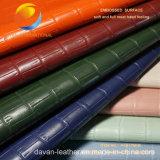 Alta qualità di cuoio sintetico per la sede di automobile (FSB17M1B)