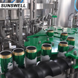 Vullen die van het Blik van Sunswell Machine naaien