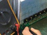 6kw инвертор -Решетки 3 участков солнечный